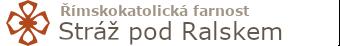 Logo for Farnost Stráž pod Ralskem